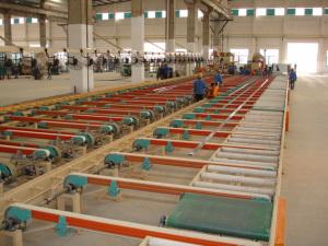 low middle conveyor 180°c Calm Industrial Felt felt belt