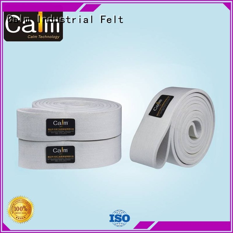 belt 280°c low felt felt belt Calm Industrial Felt