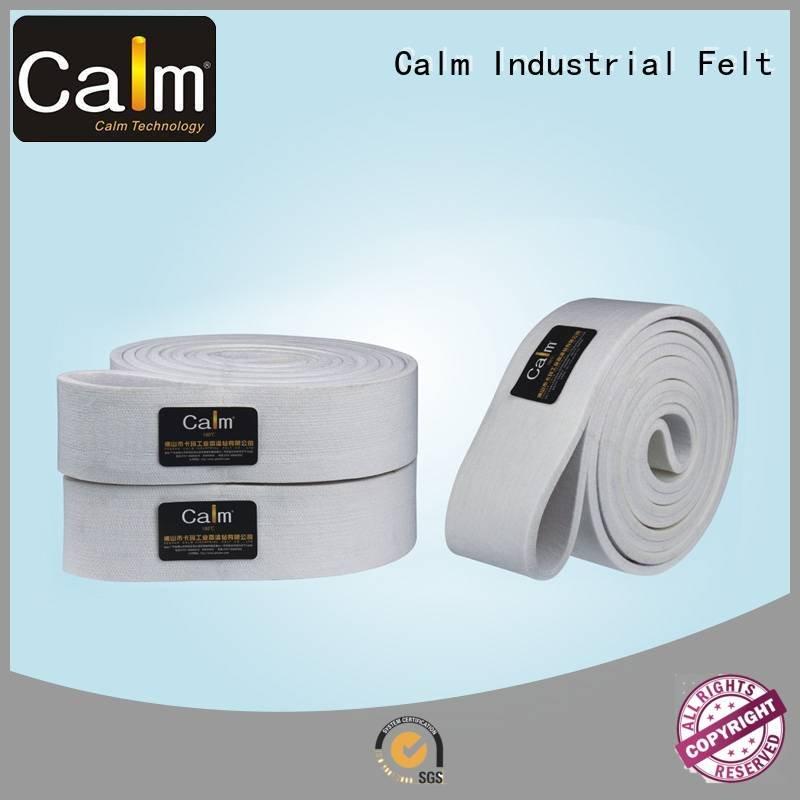 low felt belt Calm Industrial Felt industrial conveyor manufacturers