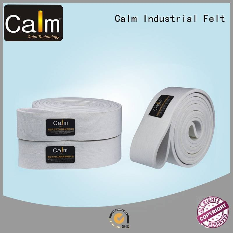 low felt belt Calm Industrial Felt industrial conveyor manufacturers