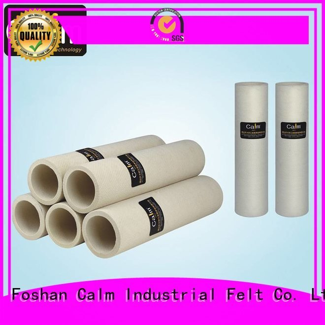 OEM black felt roll high 180°c roller felt roll