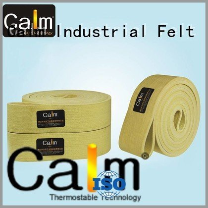 seamless tempseamless middle Calm Industrial Felt felt belt