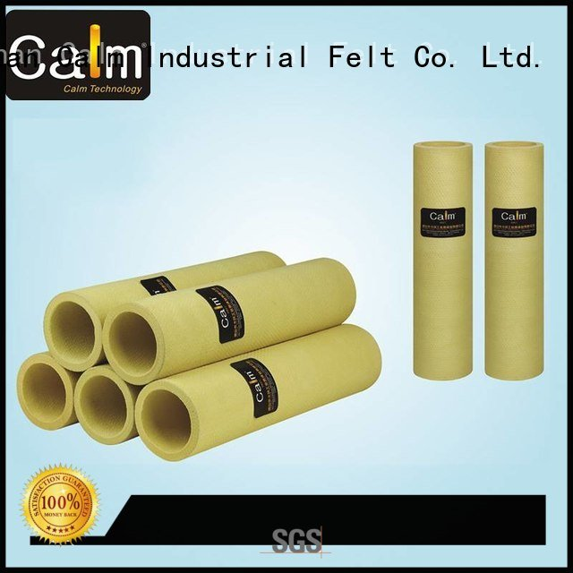 Calm Industrial Felt Brand pbo black felt roll middletemp high
