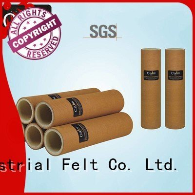 felt pbokevlar600°c 180°c felt roll Calm Industrial Felt