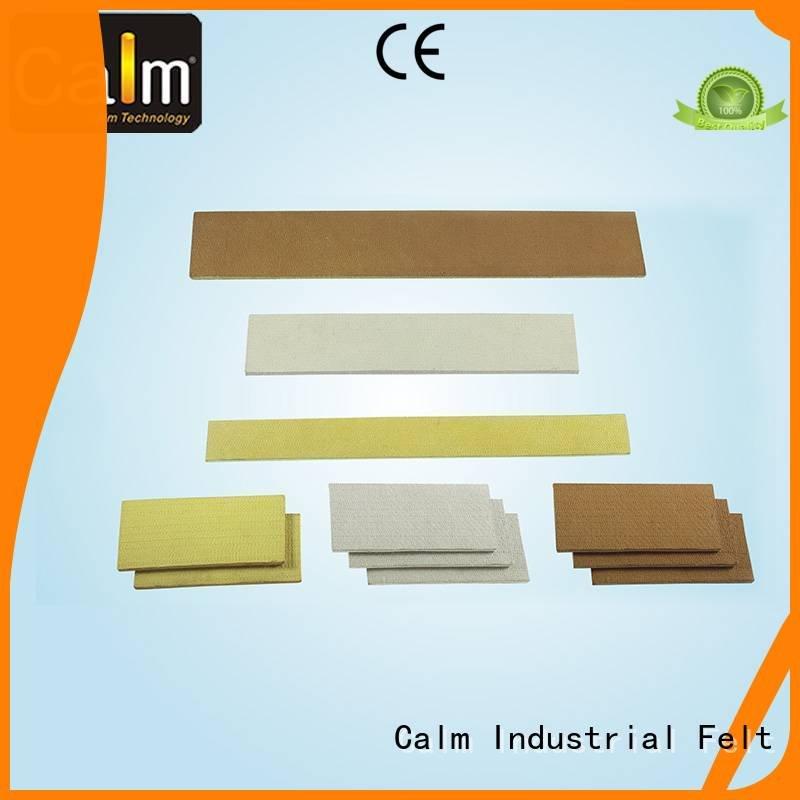 thick felt pads felt industrial felt pads Calm Industrial Felt
