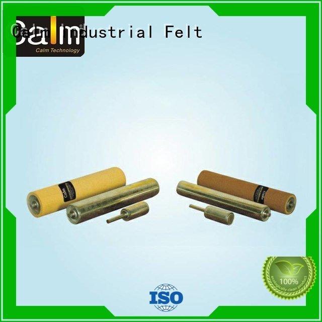 aluminum conveyor rollers iron roller gravity Calm Industrial Felt