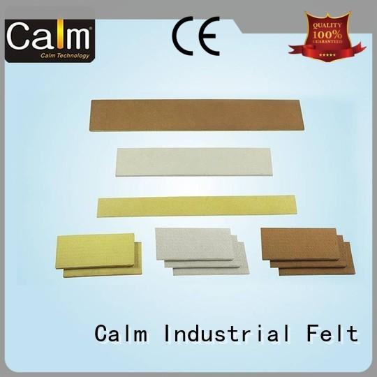 felt Wholesale pad industrial felt pads Calm Industrial Felt Brand pad
