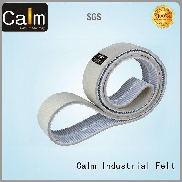 timing belt thin felt strips Calm Industrial Felt