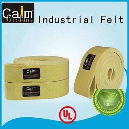 Custom felt felt belt temperature industrial conveyor manufacturers