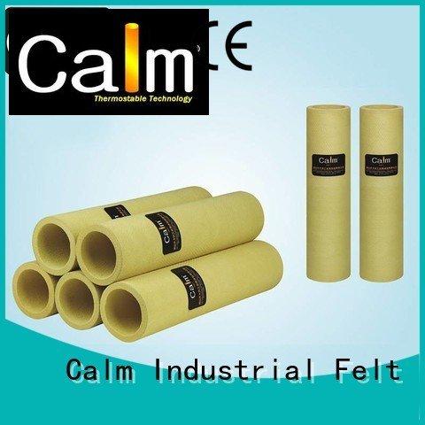 middletemp 280°c black felt roll Calm Industrial Felt