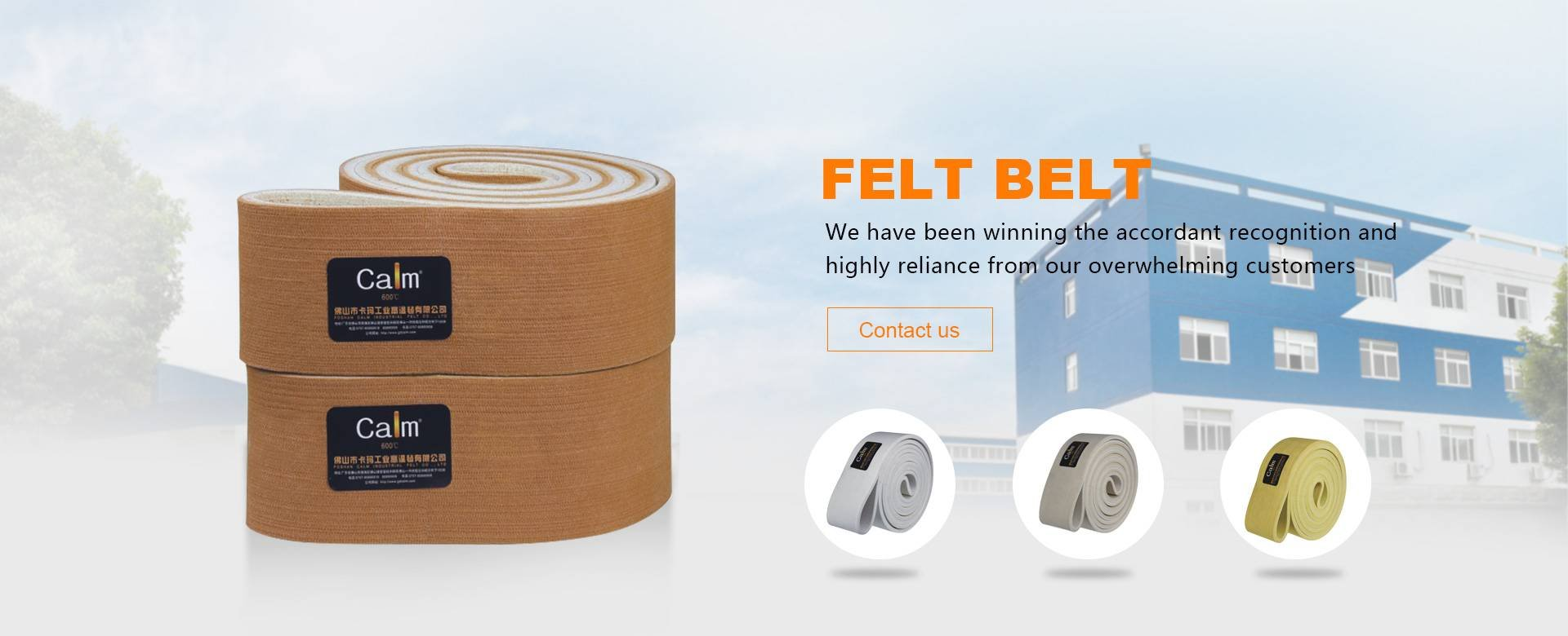 PBO felt roller