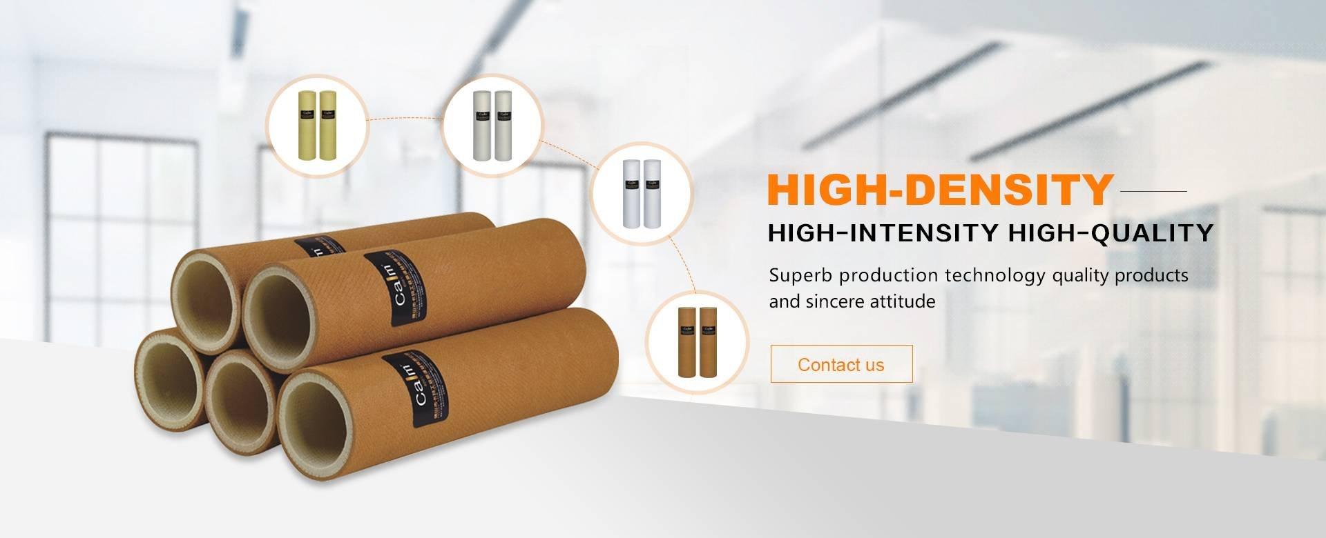 600 pbo roller tube