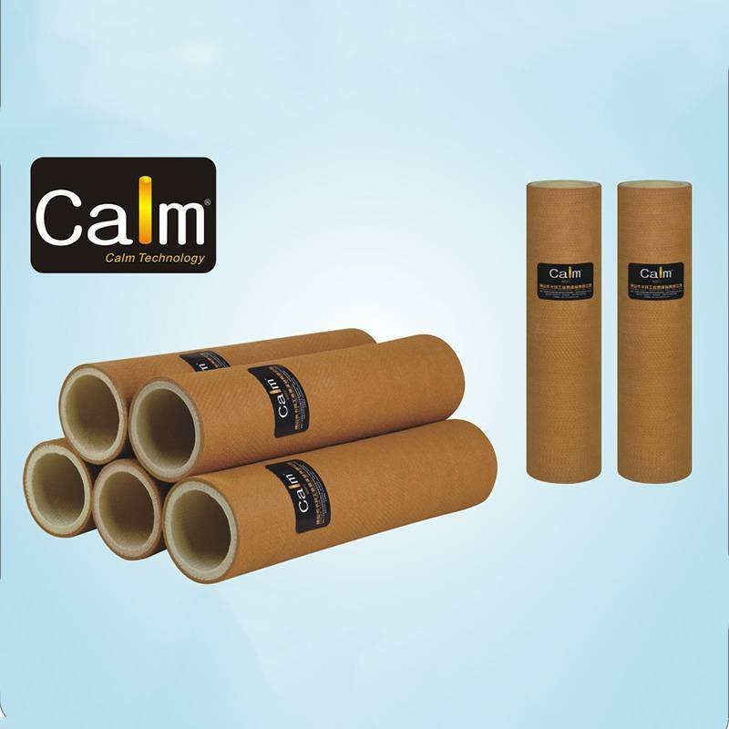 Calm Industrial Felt 480°C high temp.seamless conveyor felt belt info