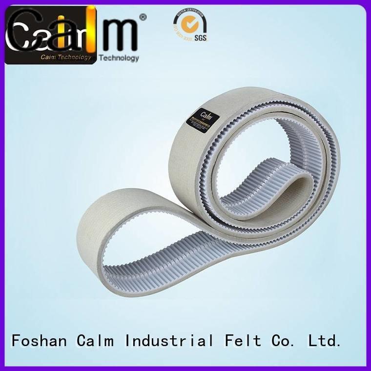 OEM thin felt strips timing belt belt felt strips