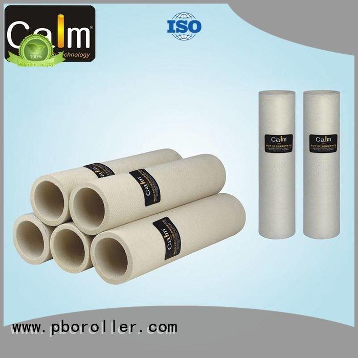 Calm Industrial Felt Brand pbo 180°c black felt roll tempresistance pe