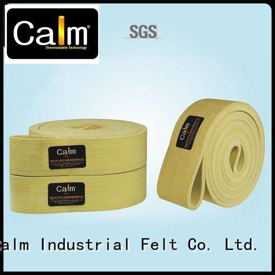 Calm Industrial Felt Brand seamless felt ring felt belt