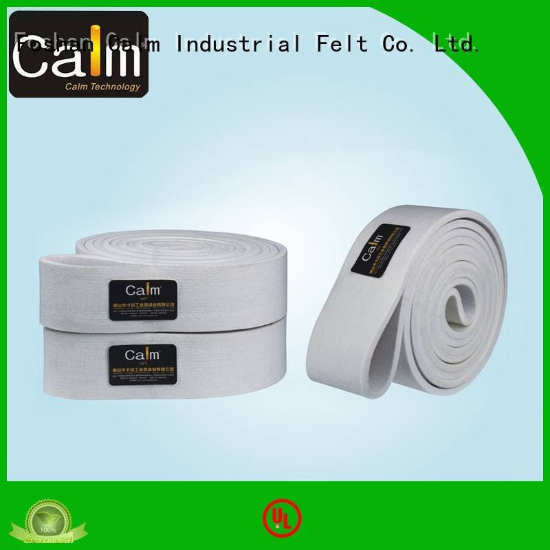 Calm Industrial Felt felt belt middle 280°c ultrahigh seamless