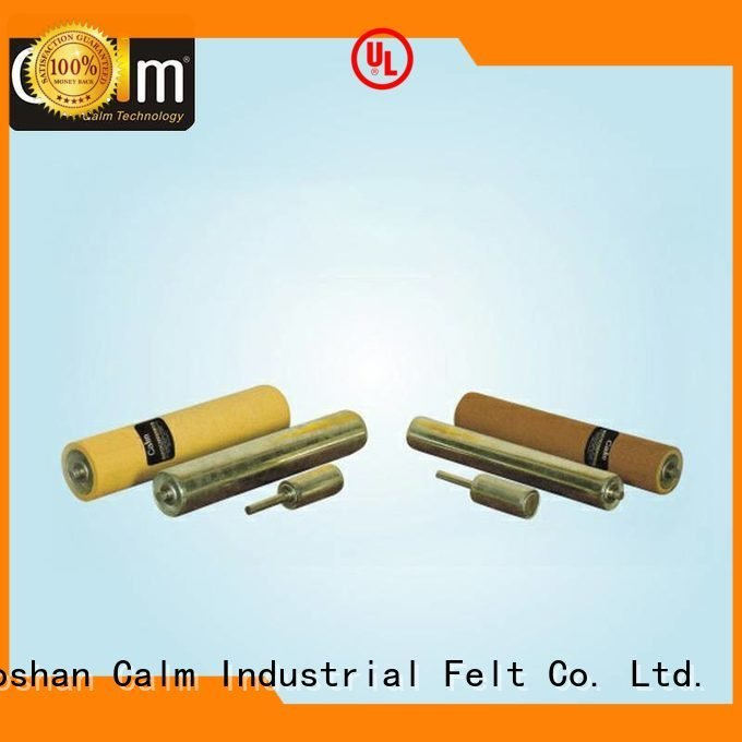 Quality aluminum conveyor rollers Calm Industrial Felt Brand roller gravity roller conveyor
