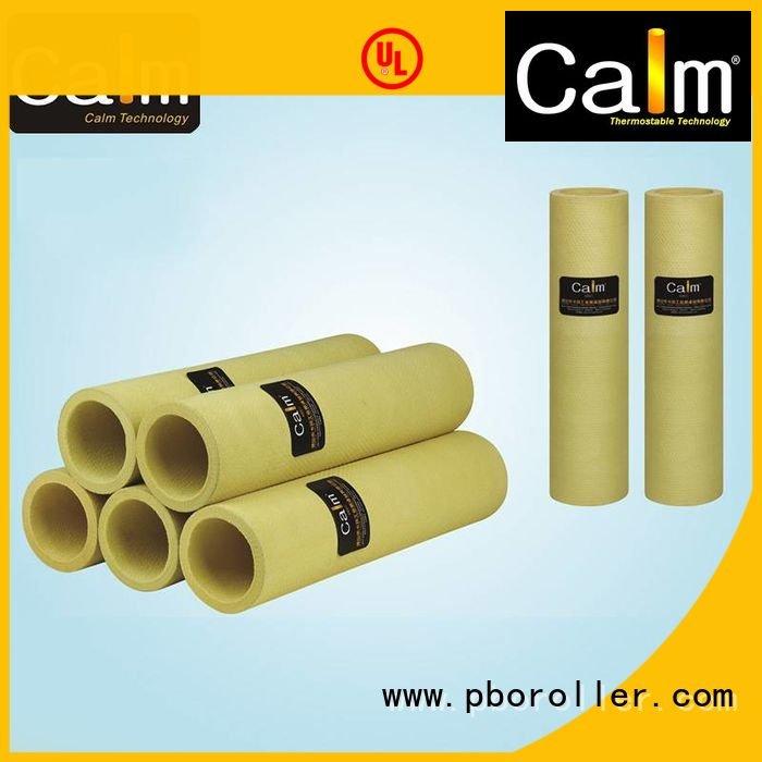 Custom felt roll middletemp 180°c 480°c Calm Industrial Felt