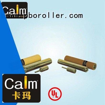 Calm Industrial Felt gravity gravity roller conveyor iron roller