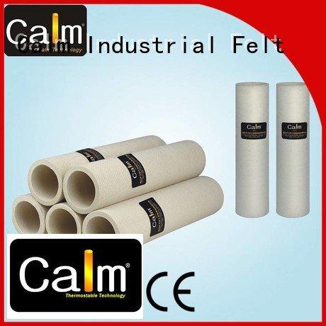 black felt roll pe felt roll Calm Industrial Felt Brand
