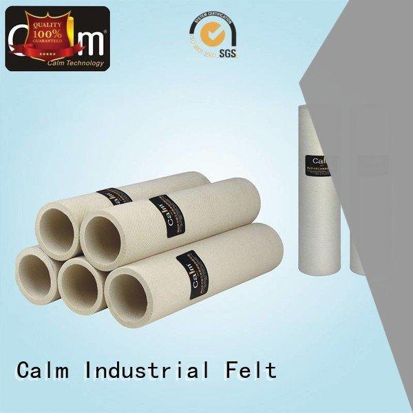 Calm Industrial Felt Brand 180°c pbokevlar600°c felt roll 280°c middletemp