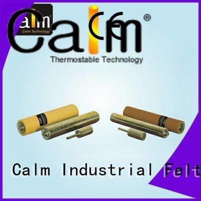 Calm Industrial Felt aluminum conveyor rollers iron roller gravity gravity