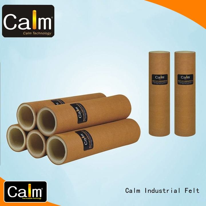 OEM felt roll 280°c tempresistance black felt roll
