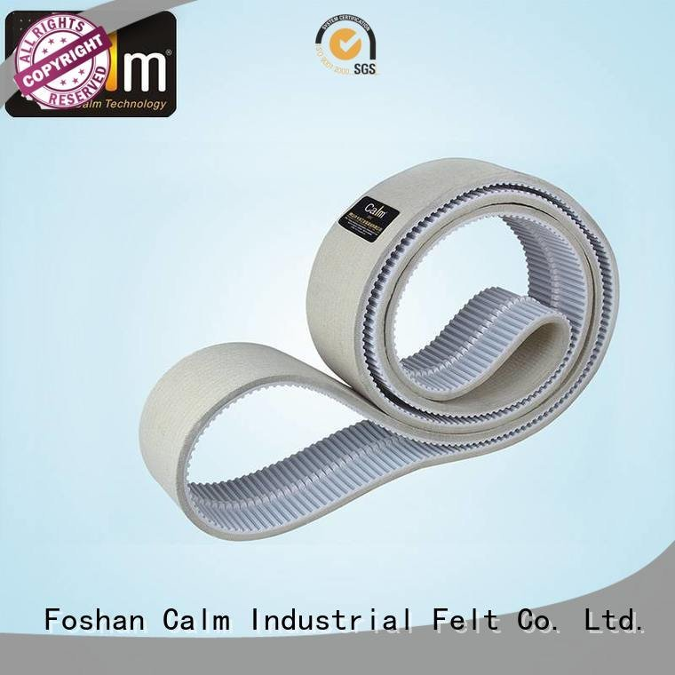 timing belt belt thin felt strips Calm Industrial Felt timing