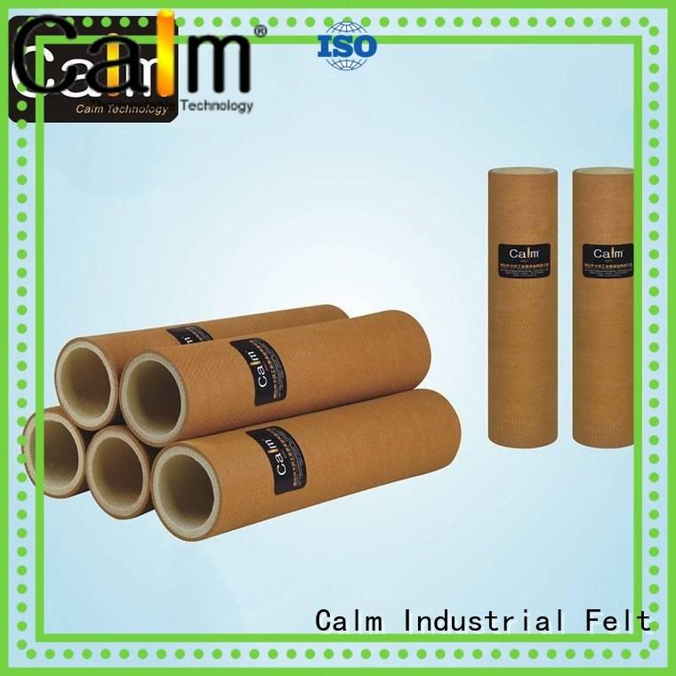 black felt roll pbo pbokevlar600°c 180°c Calm Industrial Felt Brand