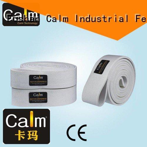 Wholesale 280°c 180°c felt belt Calm Industrial Felt Brand