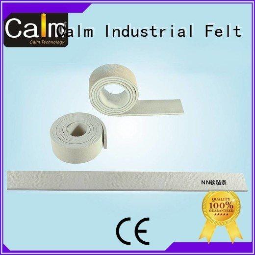 thin felt strips felt nomex iron Calm Industrial Felt