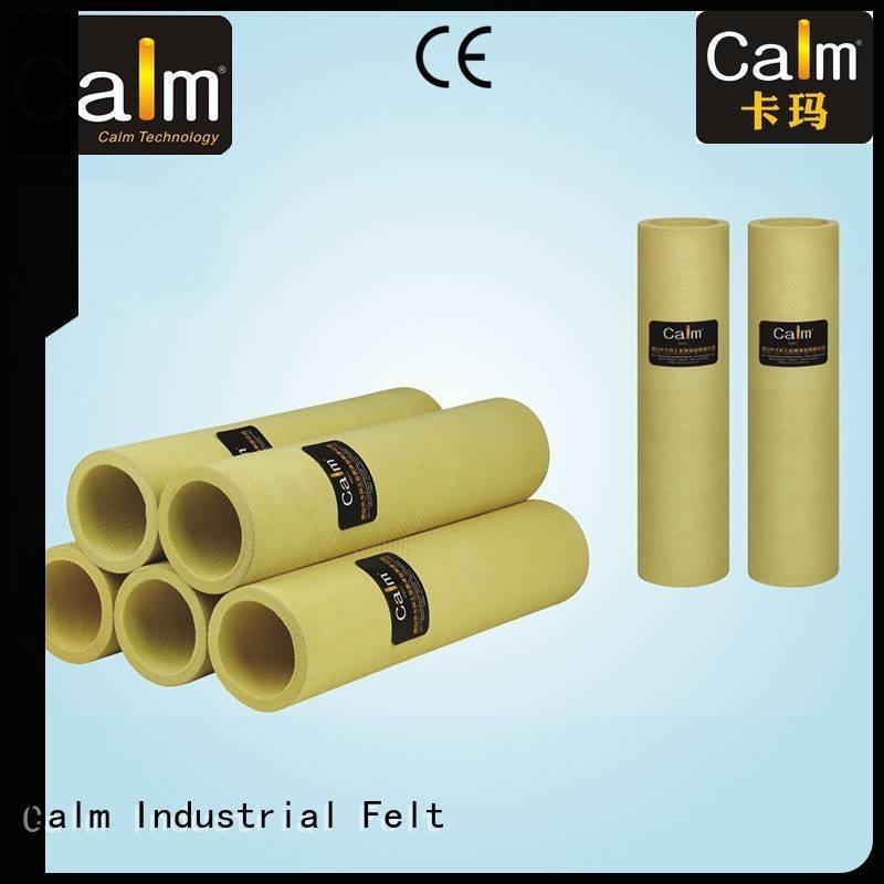 black felt roll felt 180°c Calm Industrial Felt Brand