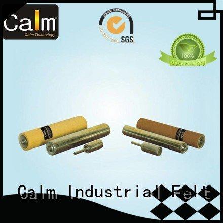 Calm Industrial Felt roller iron gravity roller conveyor gravity gravity
