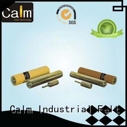 Calm Industrial Felt roller iron gravity roller conveyor gravity gravity