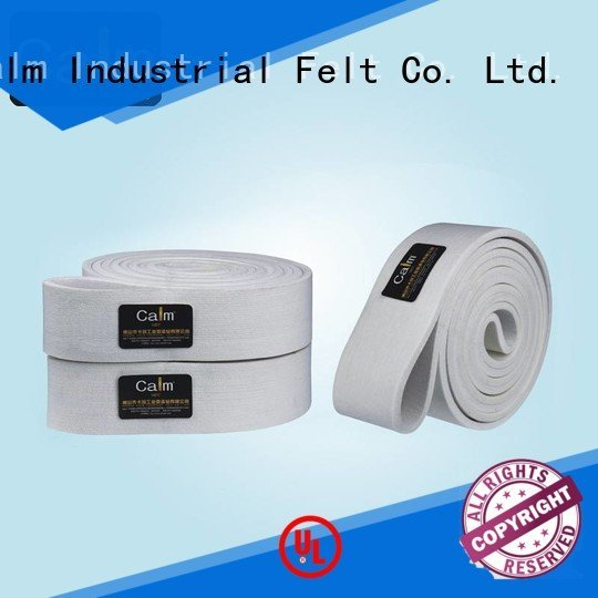 industrial conveyor manufacturers seamless felt belt felt