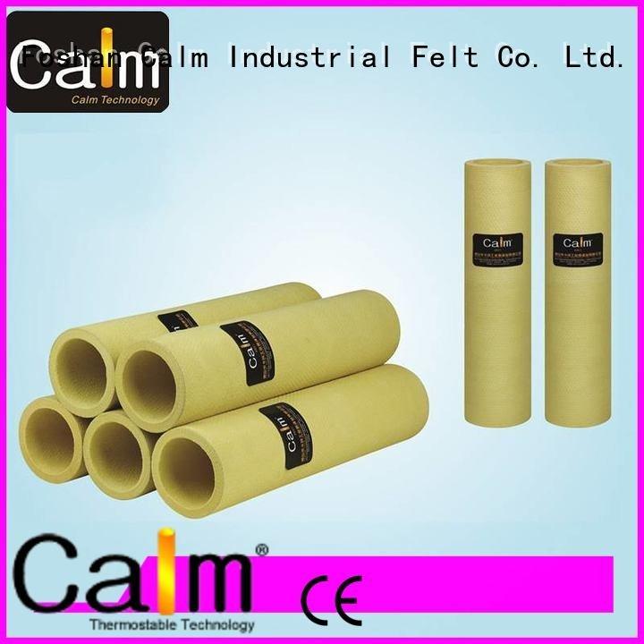 Calm Industrial Felt middletemp roller felt roll pbo high
