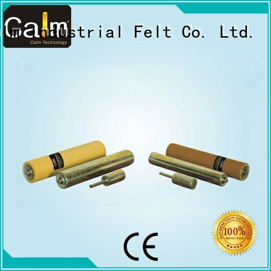 roller gravity iron gravity roller conveyor Calm Industrial Felt roller gravity