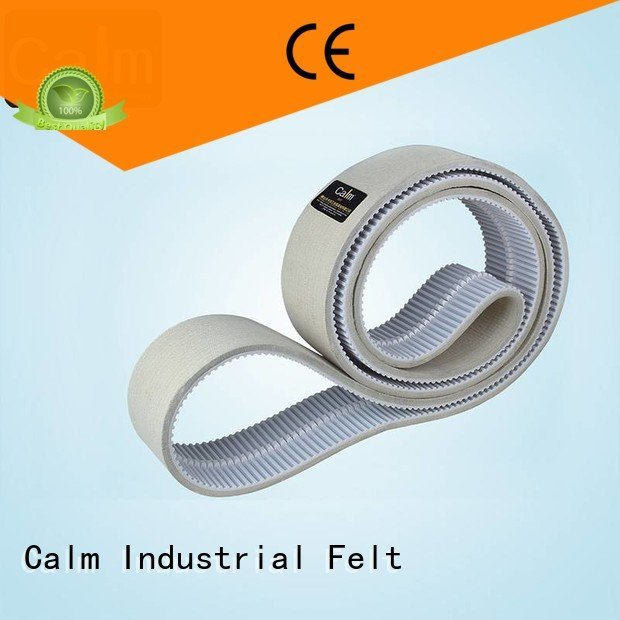Wholesale timing belt felt strips Calm Industrial Felt Brand