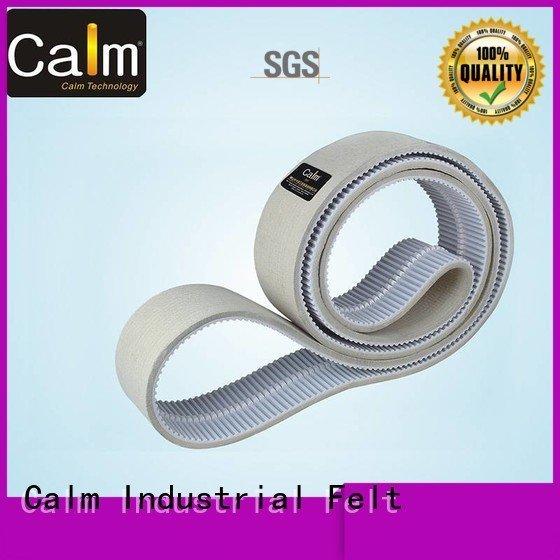 Calm Industrial Felt timing felt strips belt