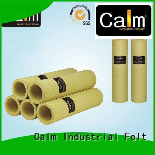 Calm Industrial Felt felt 280°c felt roll tempresistance 480°c