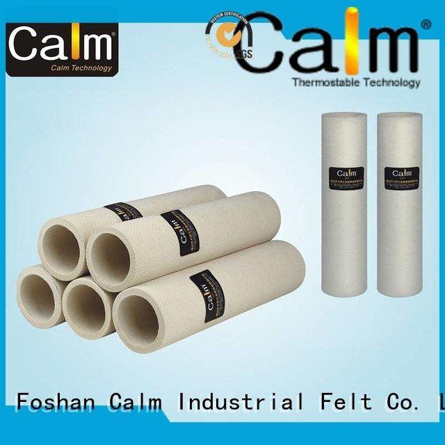 black felt roll roller pe Calm Industrial Felt Brand