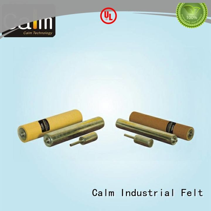 Calm Industrial Felt gravity roller conveyor roller gravity iron iron