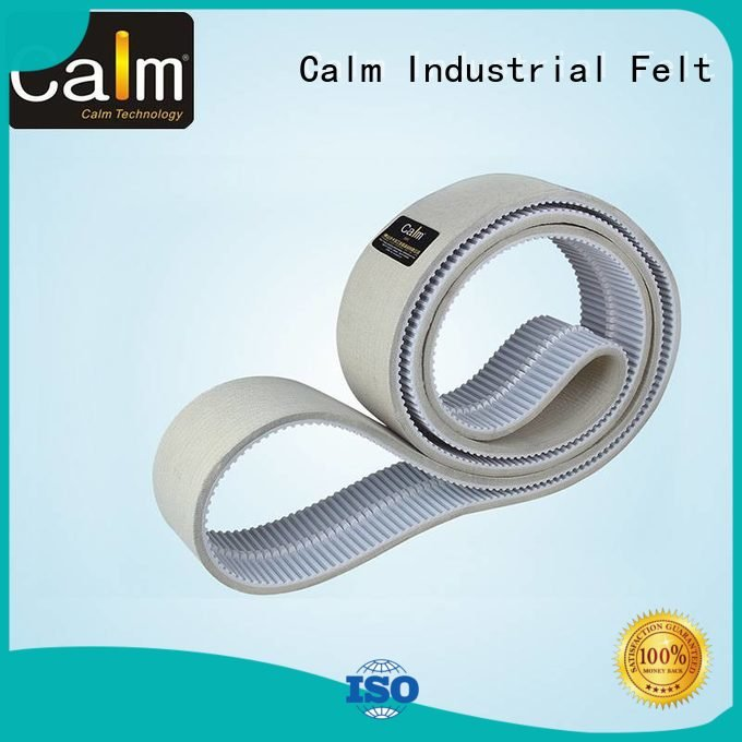 thin felt strips belt timing timing Calm Industrial Felt timing belt