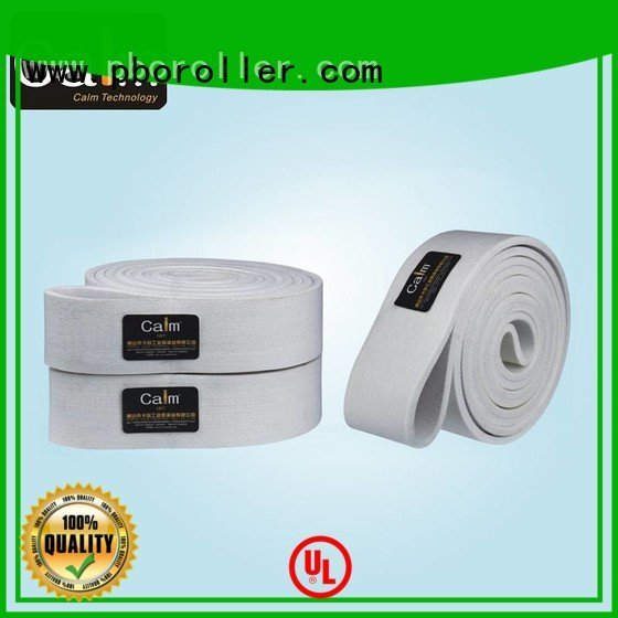 industrial conveyor manufacturers temperature felt belt ultrahigh Calm Industrial Felt