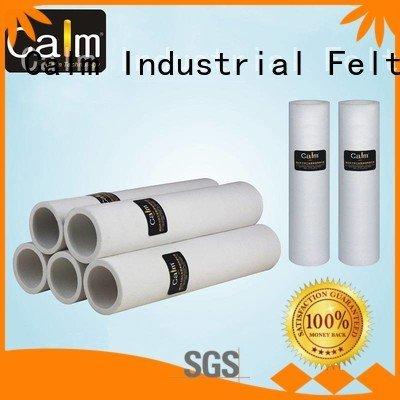 Calm Industrial Felt Brand roller black felt roll pe middletemp