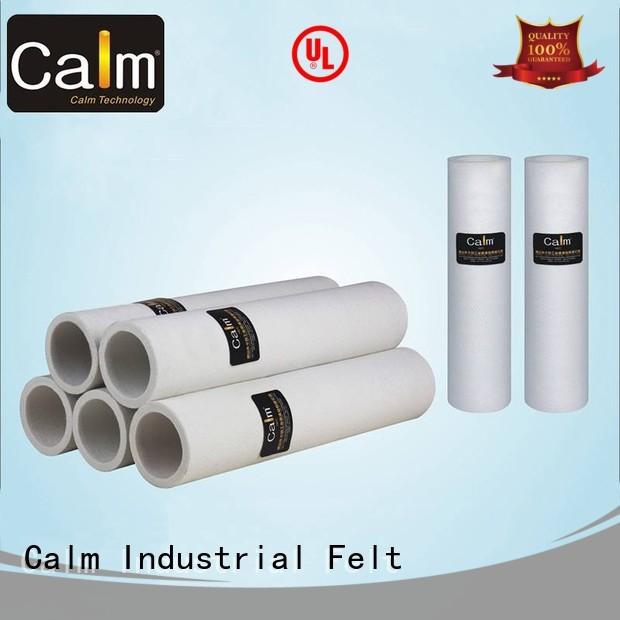 middletemp pe pbokevlar600°c OEM felt roll Calm Industrial Felt