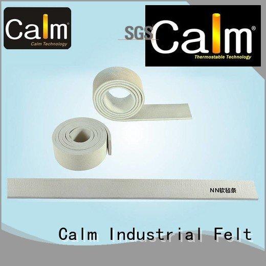 Calm Industrial Felt Brand iron protection felt strips side 280°