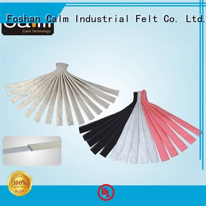 sleeve nomex Calm Industrial Felt Brand Nomex felt factory