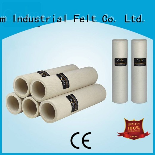 180°c tempresistance pbokevlar600°c 280°c Calm Industrial Felt Brand felt roll supplier